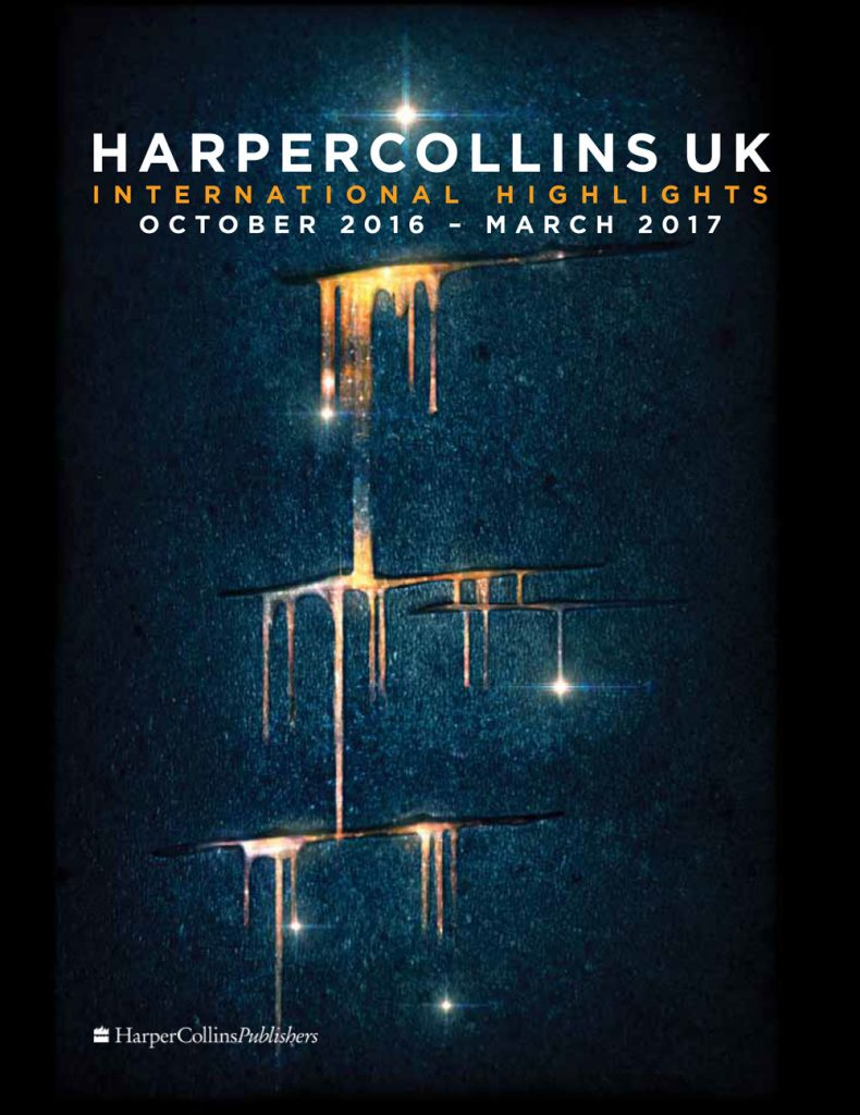 HarperCollins International Highlights catalogue: October 2016 - March 2017