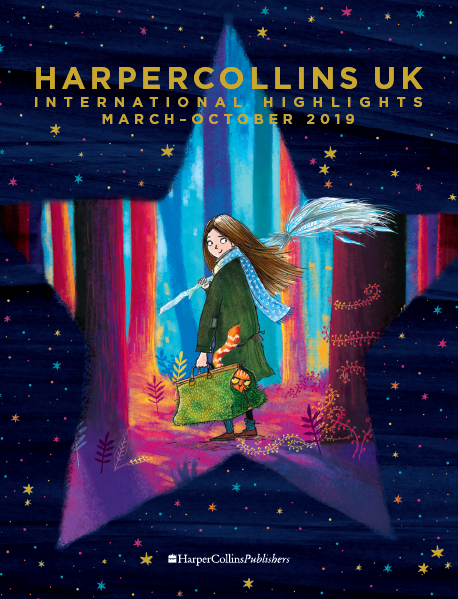HarperCollins UK: International Highlights catalogue: April 2019 - October 2019